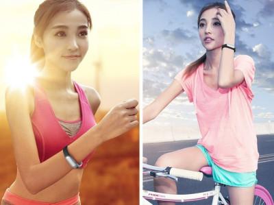 Monitoriza tu ejercicio físico y los ciclos del sueño. Pulsera inteligente Xiaomi Mi Band