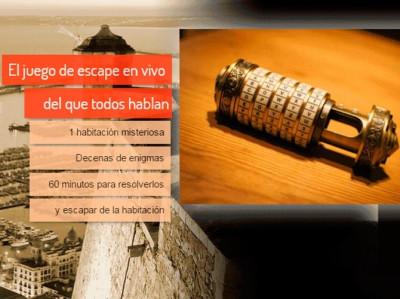 The X-Door, el juego de escape en vivo en Alicante
