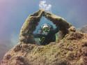 Bautismo de Buceo en Calpe con reportaje fotográfico