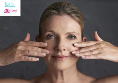 Sesión de mesoterapia facial en Denia