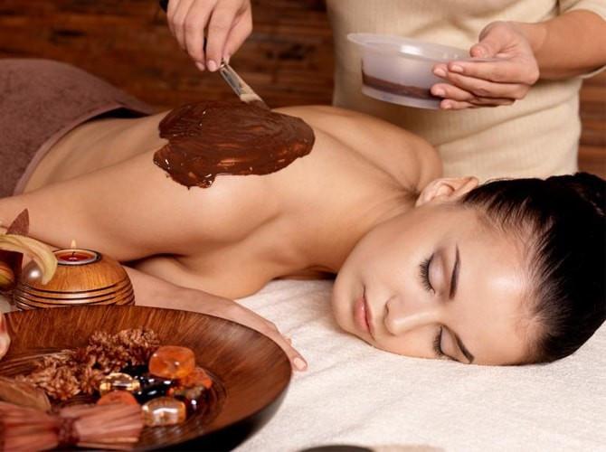 Chocolaterapia javea en pareja