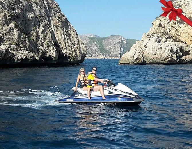 Tarjeta Regalo aventura en Denia, Altea o Valencia