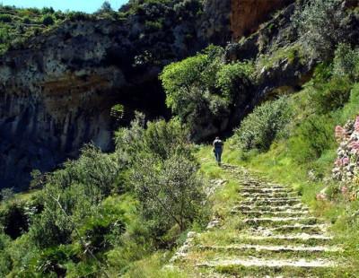 El Barranc de l'Infern: Catedral del Senderismo en Alicante
