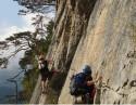 Vía Ferrata del Ponoig en Polop