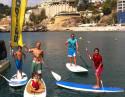 Curso de iniciación al Paddle Surf en Altea