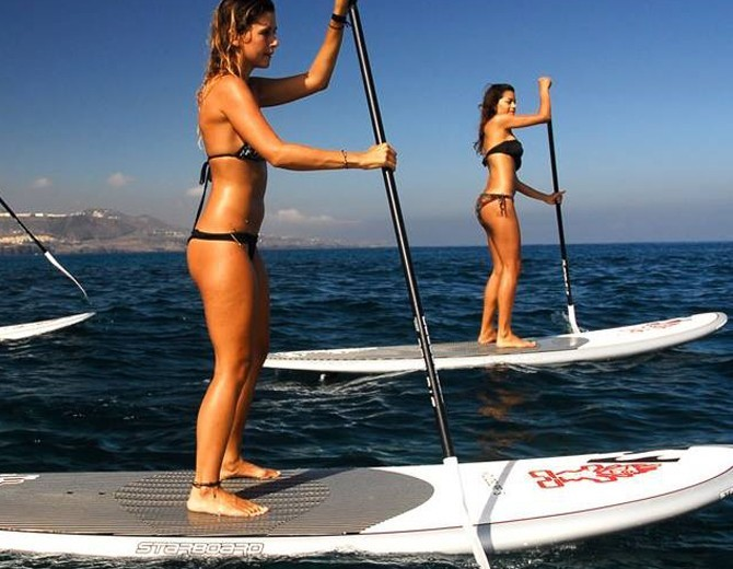Paddle Surf en Altea