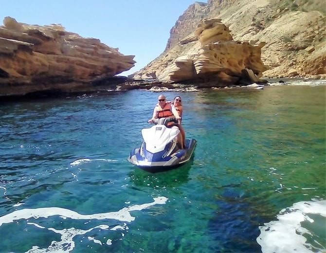 Excursión moto de agua Altea desde Moraira