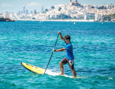 Alquiler de Paddle Surf en Altea para 4 personas