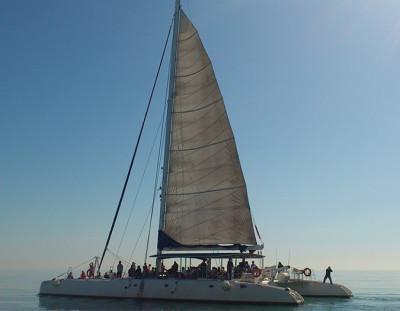 Excursión en barco en Calpe ¡Disfruta de un día en el mar!