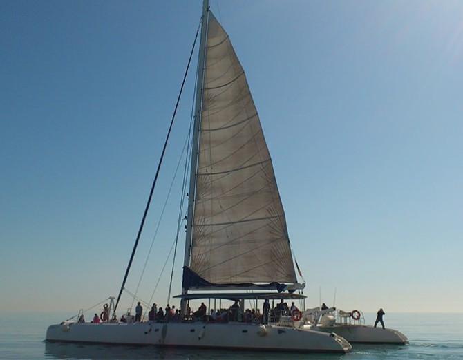 Excursión en barco en Calpe