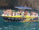 Excursión en barco en Denia a la Reserva Marina del Cabo de San Antonio
