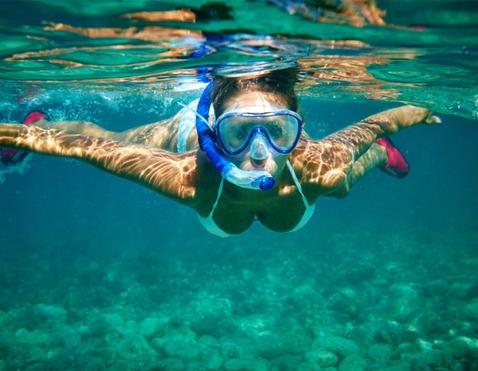 snorkel altea
