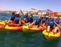 Excursión guiada en Kayak al Peñon de Ifach en Calpe