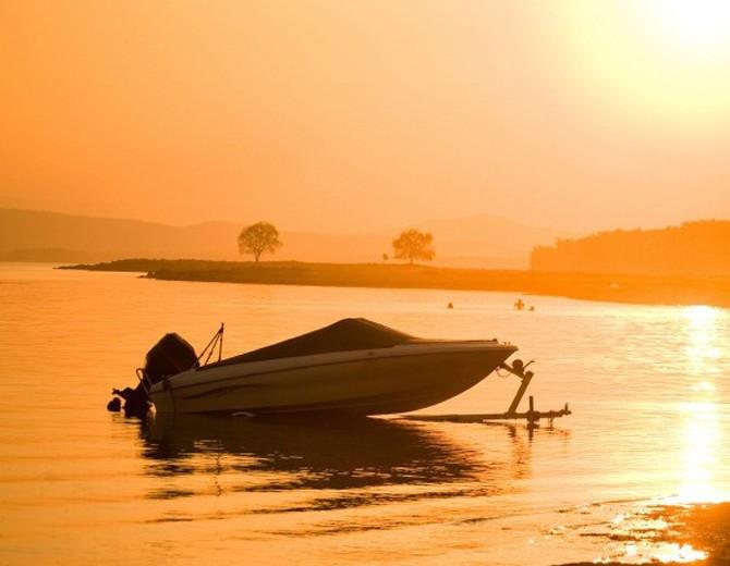 paseo lancha alicante puesta de sol