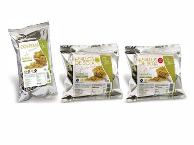 Pack de aperitivos alto en proteínas