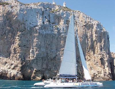 Paseo en Catamarán en Javea con Barbacoa, Baño y Snorkel