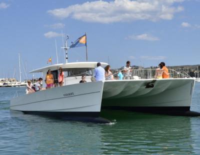 Excursión en barco desde Denia a los 3 Cabos de Jávea con baño + Snorkel