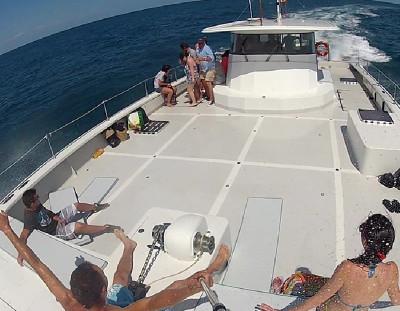 Excursión en barco en Jávea a los 3 Cabos con baño + Snorkel