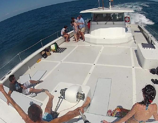 excursion barco denia 3 cabos