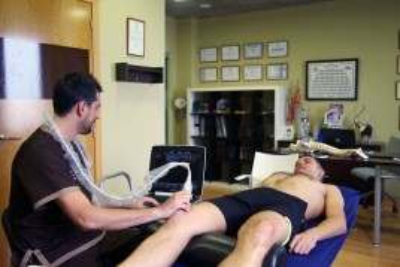Ecografía muscular en Fisioterapia Espai Vital Benissa