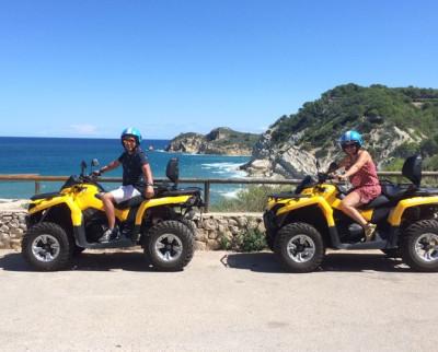 Excursión en Quad Javea para 2 personas
