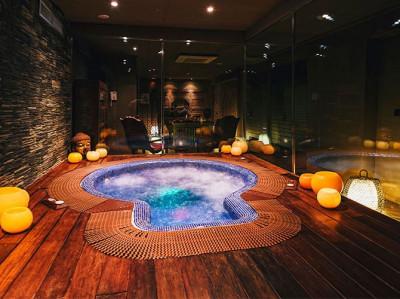 Sesión privada de Spa en Moraira en Swiss Hotel ****