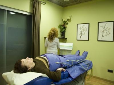 7 sesiones de Presoterapia en Benissa