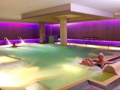 Circuito spa con comida o cena en Benidorm Hotel Sandos ****