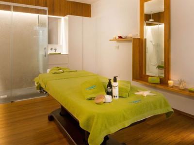 Circuito spa con masaje en Calpe en el Hotel Suitopía ****