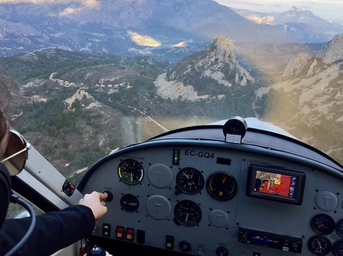 pilotar ultraligero alicante