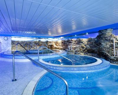 Circuito spa con comida o cena en Valencia, en el hotel Olympia, Events & Spa****