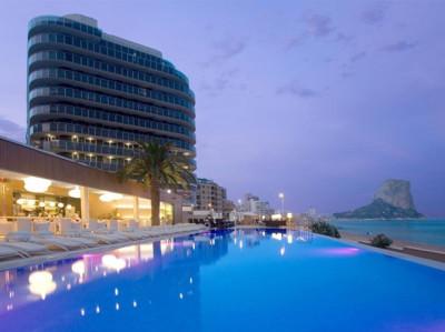 Circuito Spa Calpe en Gran Hotel Sol y Mar **** con opción a masaje para 2 personas