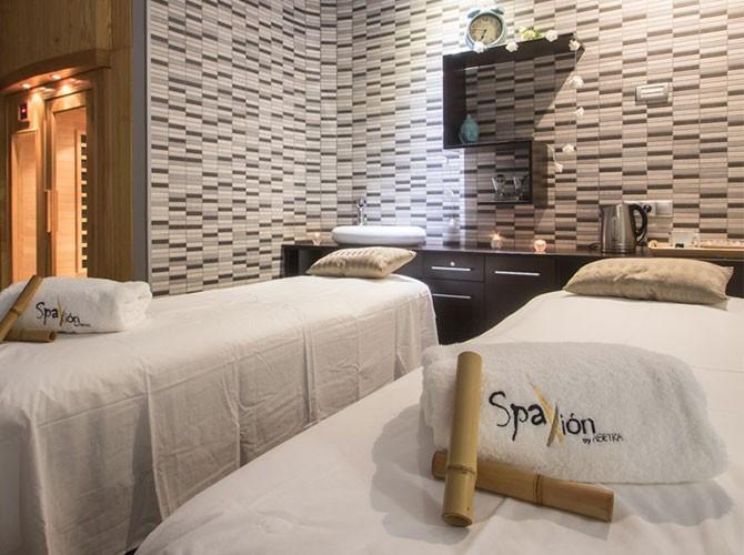 Circuito spa privado en Alicante con opción a masaje.