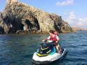 Excursión en moto de agua a Tabarca o la Manga del Mar Menor