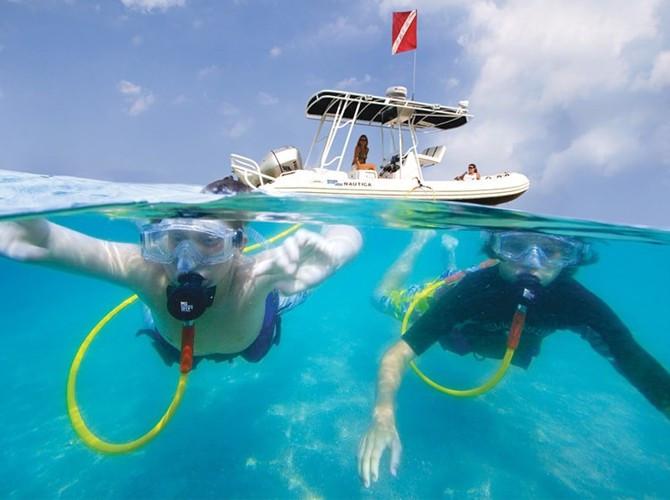 Buceo Hookah Diving Benidorm