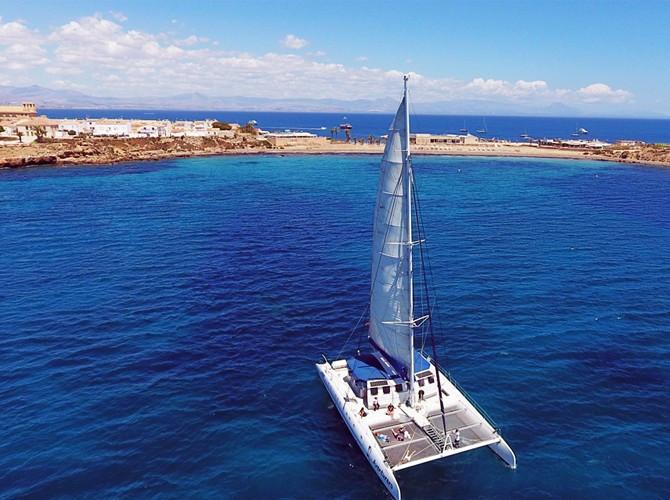 Puesta de Sol barco Alicante