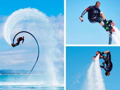 Sesión de Flyboard en Javea ¡Vuela sobre el agua!