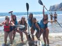 Almuerzo + Kayak + Cena + Discoteca y Copa ¡Pack Despedida en Denia!
