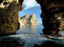 Ruta submarina en la Cueva del Moraig con biólogo y guía
