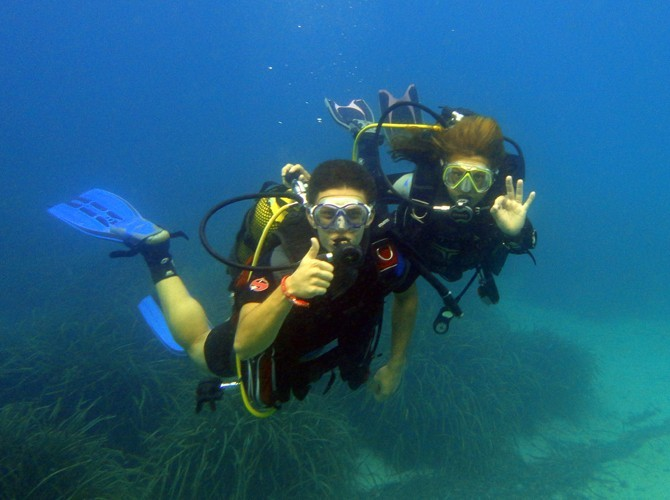 inmersion buceo tabarca