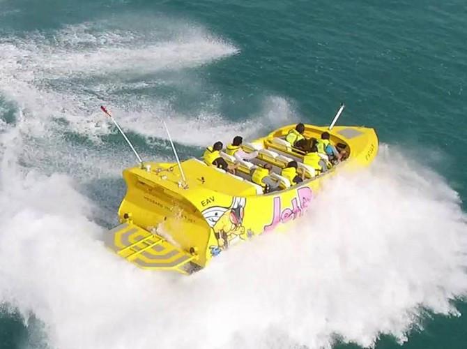 Jet Boat Valencia