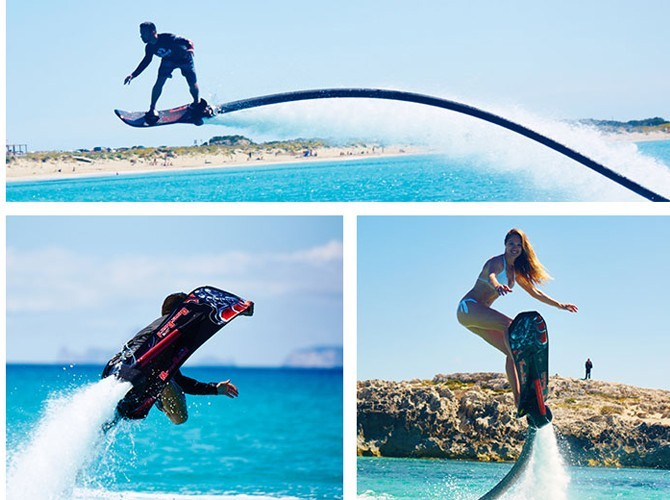 Hoverboard javea