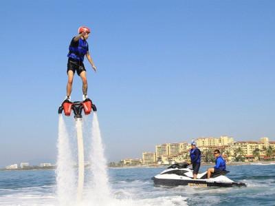 Flyboard en Valencia ¡Sobrevuela la playa de Valencia!