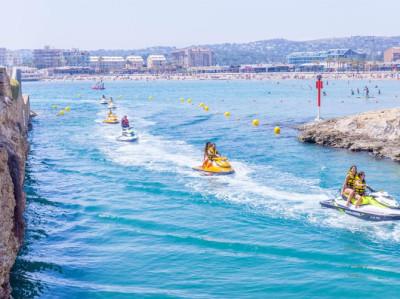 Excursión en Moto de agua Javea para 2 personas