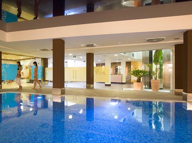 Circuito Spa en Calpe en el Hotel AR Imperial Park SPA Resort