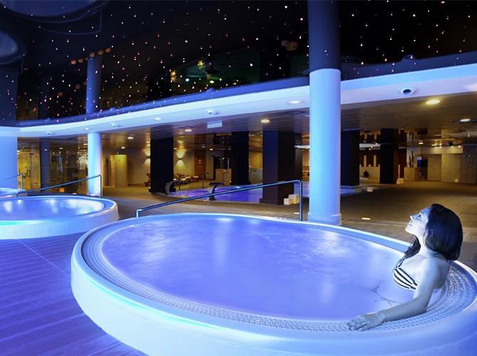 Circuito Spa en Calpe en el Hotel AR Diamante Beach****