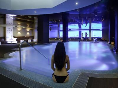Circuito Spa con masaje en Calpe en el Hotel AR Diamante Beach****S con opción a comida o cena