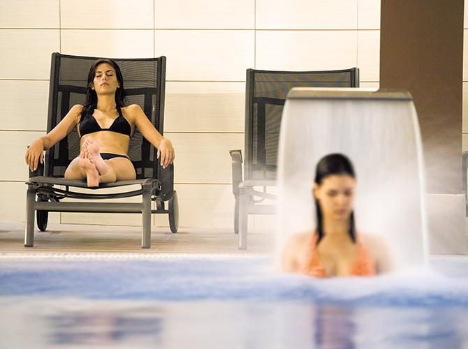 Circuito Spa con masaje en Calpe en el Hotel AR Imperial Park SPA Resort con opción a comida o cena