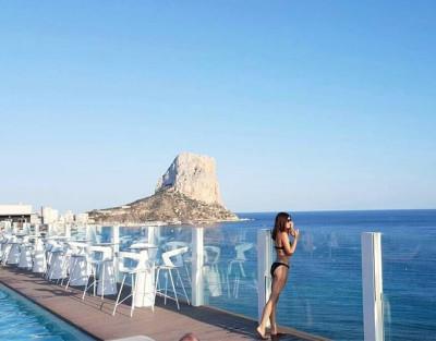 Circuito Spa con Masaje en Hotel Bahía Calpe