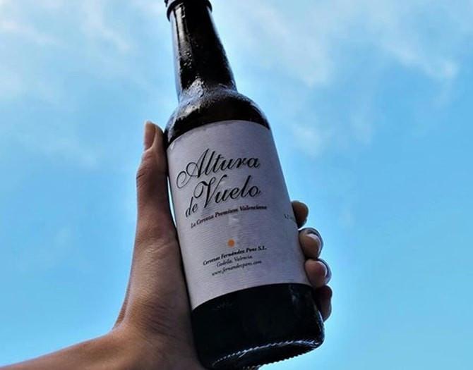 Altura de Vuelo Cervezas Fernandez Pons